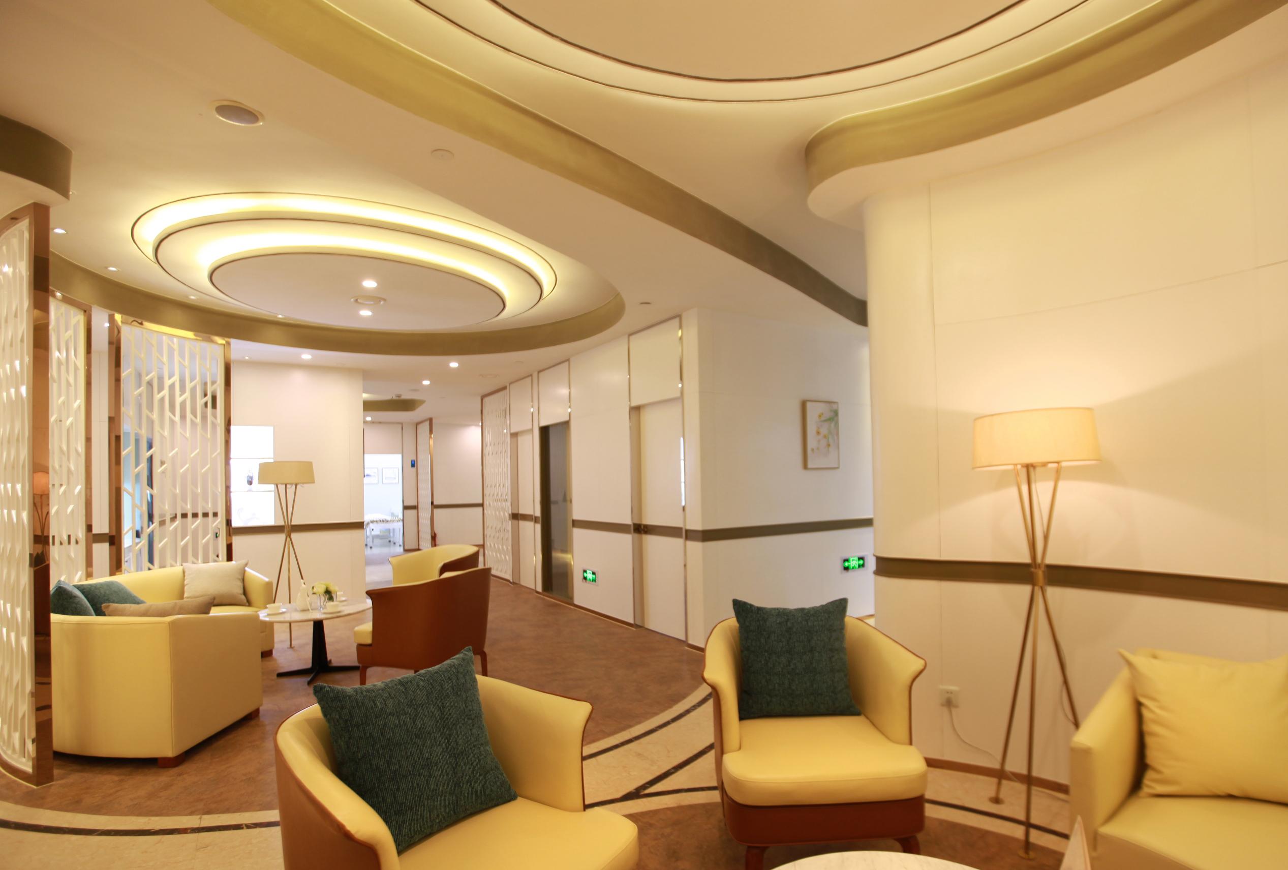 医疗美容别墅这样装修,更具机构竞争力丨霍思医疗室内合同市场图片